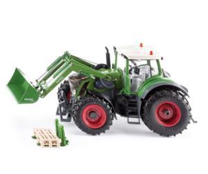 Tractor RC radio control FENDT 939 Vario Siku 6778