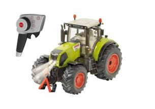 Tractor RC radio control CLAAS Axion 850