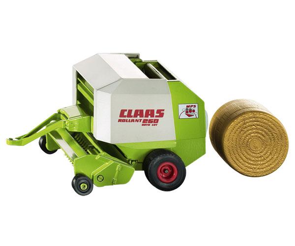 Miniatura rotoempacadora CLAAS Rollant 250
