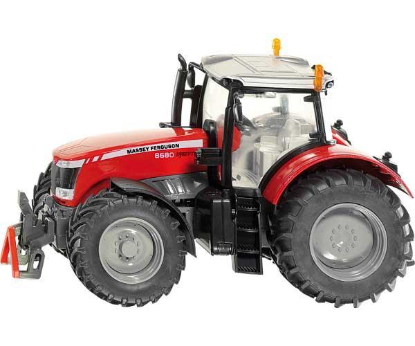 Miniatura tractor MASSEY FERGUSON MF8680