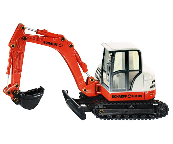 Miniatura excavadora SCHAEFF HR32
