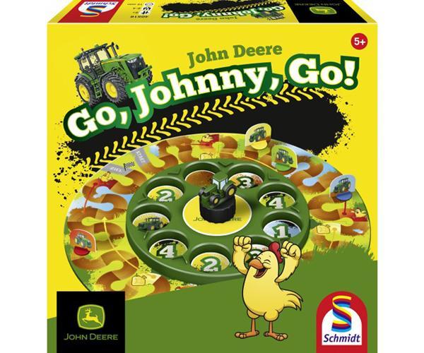 SCHMIDT Juego Go, Johnny Go!