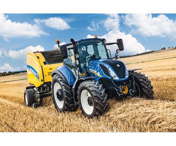 Puzzles tractores New HOLLAND Schmidt 56214 - Ítem1