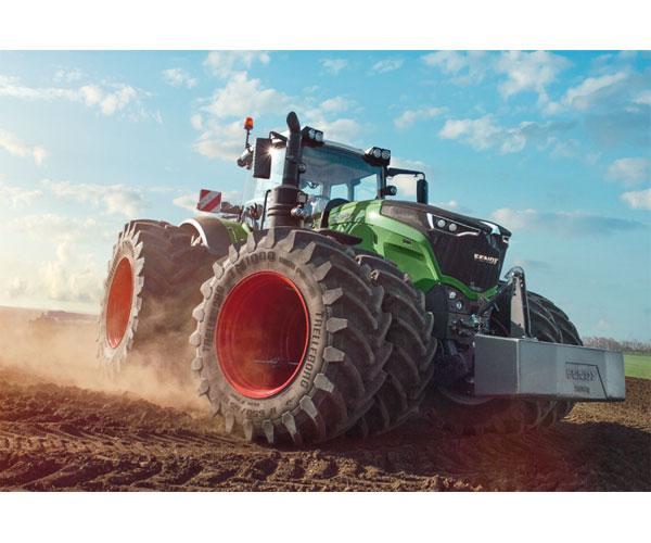 Puzzles tractores y cosechadora FENDT Schmidt 56221 - Ítem2