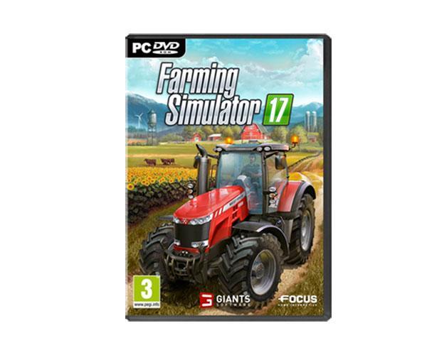 Juego PC Farming Simulator 2017 en español B51024