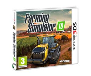 Juego de consola Farming Simulator 18 para Nintendo 3DS en español