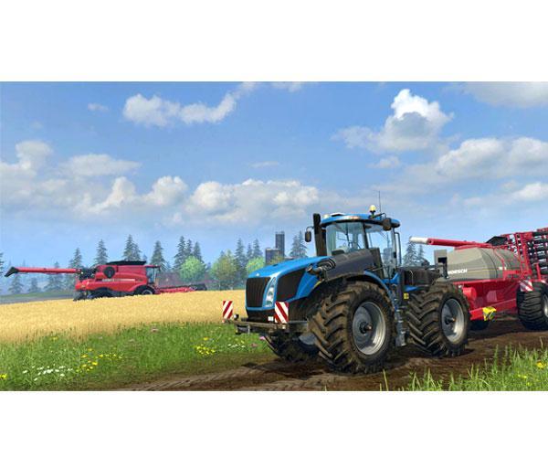 Juego consola Farming Simulator 2015 para XBOX ONE en español - Ítem3