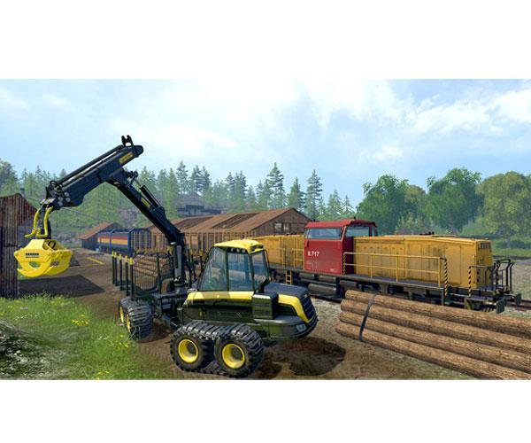 Juego consola Farming Simulator 2015 para XBOX ONE en español - Ítem10