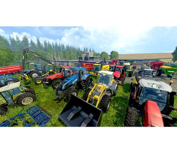 Juego consola Farming Simulator 2015 para XBOX ONE en español - Ítem11