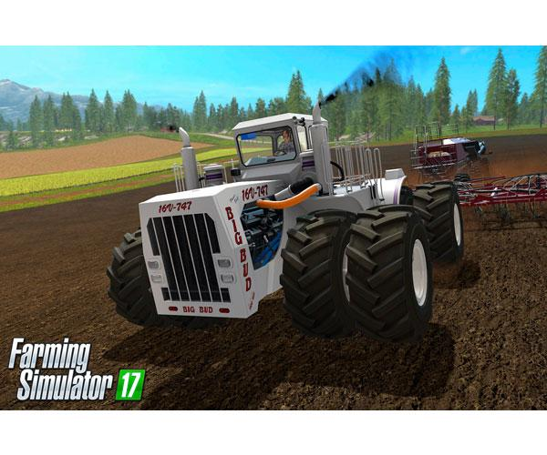 Juego PC Farming Simulator 17 Official expansion BIG BUD - Ítem2