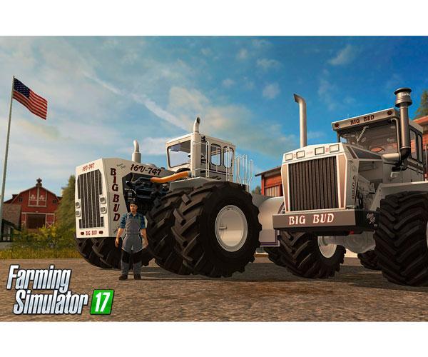 Juego PC Farming Simulator 17 Official expansion BIG BUD - Ítem6