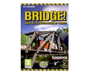 juego de pc simulador de construccion de puentes