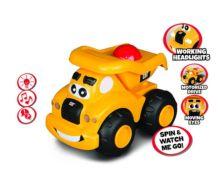 Dumper de juguete CAT Roll N' Go Toys State 80421 - Ítem3
