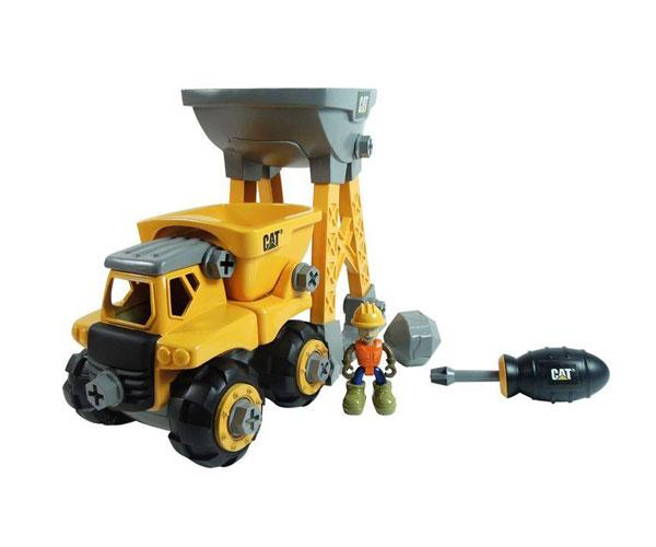 Kit de montaje dumper CAT Toy State 80911
