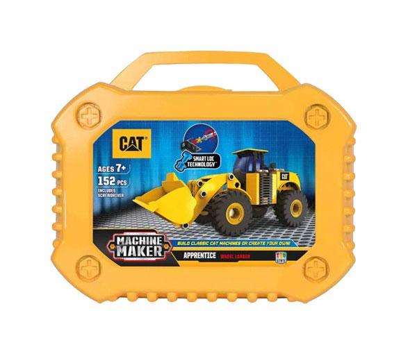 Kit de montaje pala cargadora CAT Toy State 80933 - Ítem1