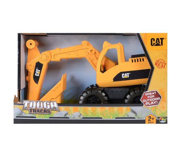 Excavadora de juguete CAT Toy State 82025 - Ítem1