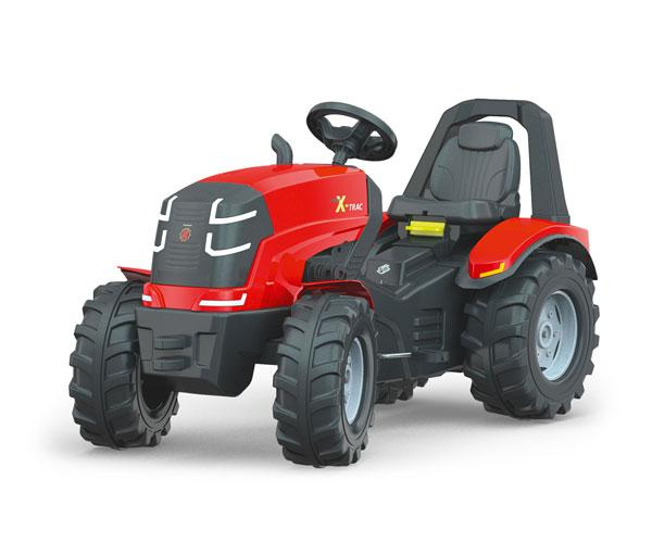Tractor de pedales ROLLY X-Trac Premium Rolly Toys 640010