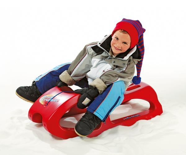 Trineo rojo Snow Cruiser - Ítem2