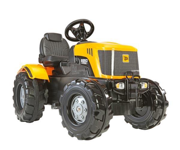 Tractor de pedales JCB 8250 - Ítem2