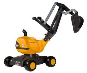 Excavadora infantil VOLVO Rolly Toys 421084