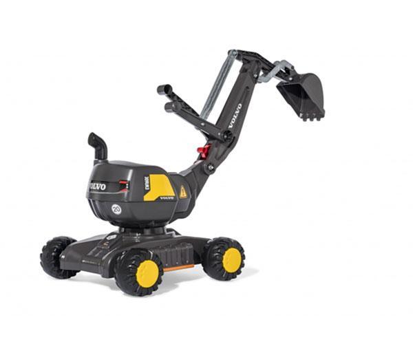 Excavadora infantil VOLVO Rolly Toys 421152 - Ítem1