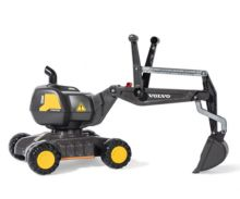 Excavadora infantil VOLVO Rolly Toys 421152 - Ítem2