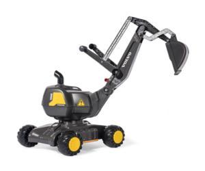 Excavadora infantil VOLVO Rolly Toys 421152