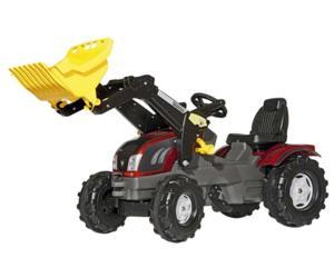 Tractor de pedales VALTRA T213 con pala