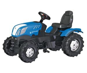 Tractor de pedales NEW HOLLAND Rolly Toys 601295