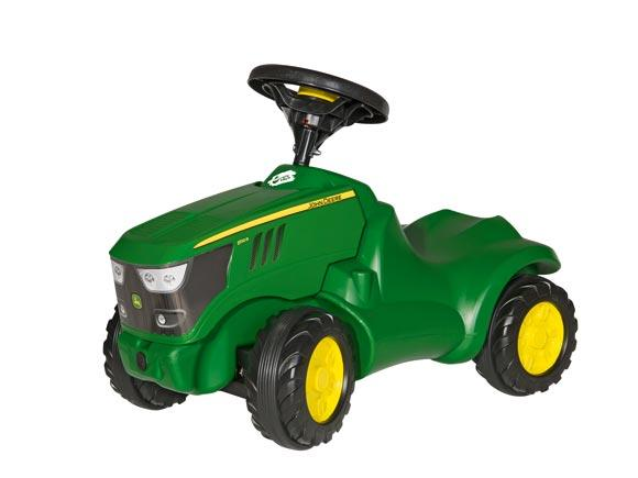 Correpasillos tractor JOHN DEERERolly Toys 6510 R 132072