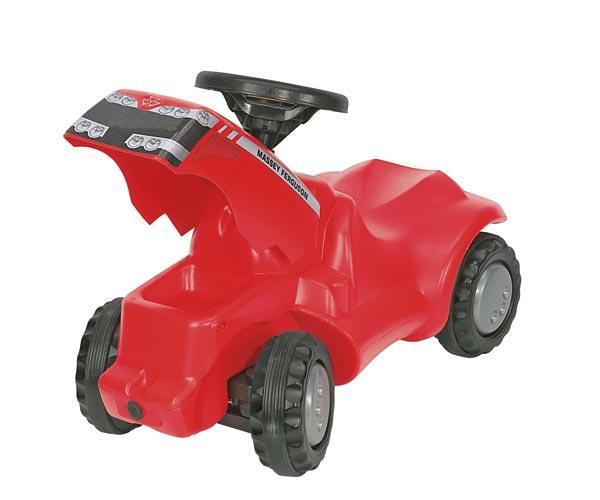 Correpasillos tractor MASSEY FERGUSON 5470 Rolly toys 132072 - Ítem1
