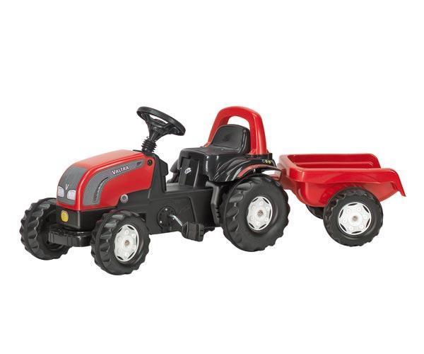 Tractor de pedales VALTRA con remolque - Ítem1