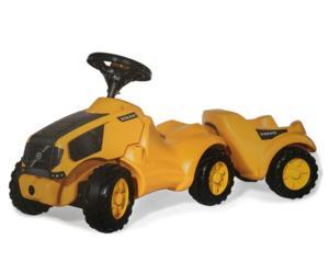 Correpasillos tractor VOLVO Rolly Toys 132560