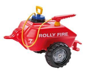 Remolque cisterna bomberos ROLLY Fire