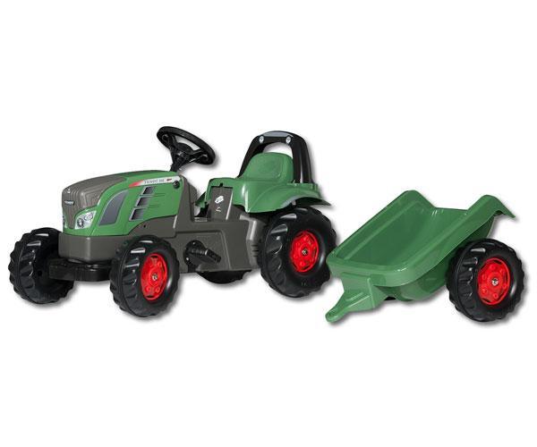 Tractor de pedales FENDT 516 Vario Rolly Toys 013166