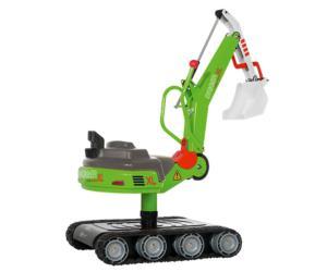 Excavadora infantil metálica DIGGER XL Rolly toys
