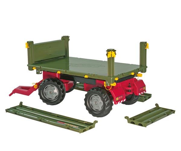 Remolque basculante Rolly Multitrailer - Ítem4