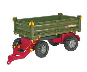 Remolque basculante Rolly Multitrailer