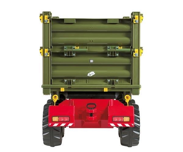 Remolque basculante Rolly Multitrailer con doble alza - Ítem4