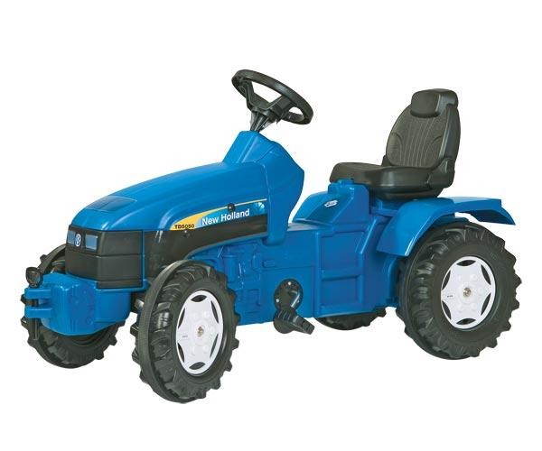 Tractor de pedales NEW HOLLAND TM 175 - Ítem