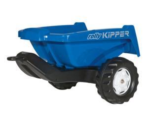 Remolque ROLLY Kipper azul