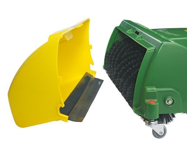 Barredora JOHN DEERE para tractores de pedales - Ítem1