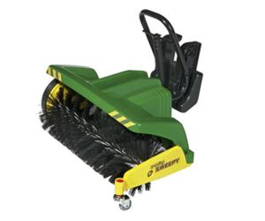 Barredora ROLLY Sweepy para tractores de pedales