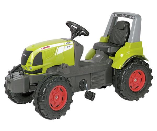 tractor de pedales claas arion 640