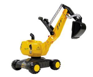 excavadora infantil Rolly toys