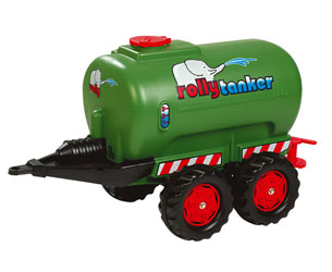 Remolque cisterna ROLLY Tanker colores Fendt