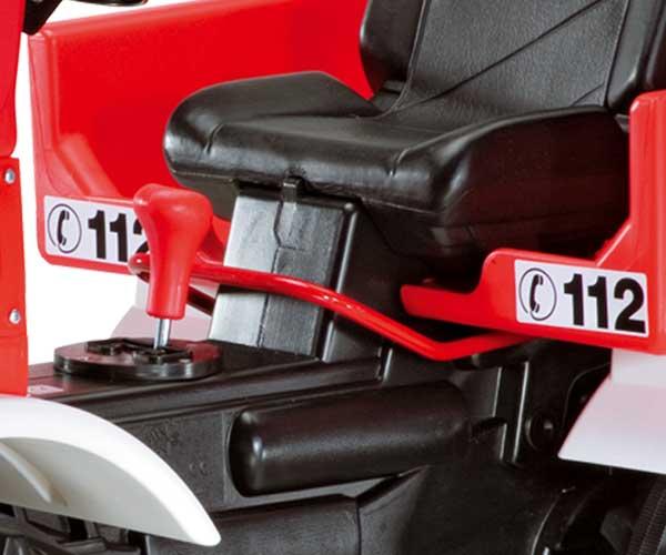 MERCEDES BENZ de pedales Unimog bomberos - Ítem2