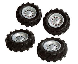 Neumáticos de goma para tractores de pedales