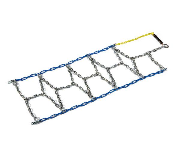 Cadenas de nieve para neumáticos de tractores de pedales