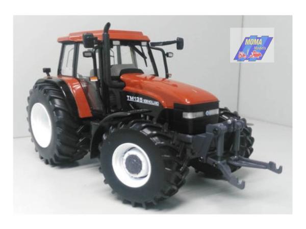 REPLICAGRI 1:32 Tractor NEW HOLLAND TM 135 TERRACOTA